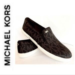 BRAND NEW authentic MK monogram fashion sneakers